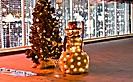 Новогоднее и праздничное украшение зданий и улицы_10