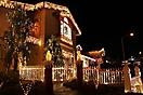 Новогоднее и праздничное украшение зданий и улицы_4