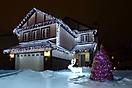 Новогоднее и праздничное украшение зданий и улицы_6